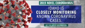 Idaho Department of Health and Welfare Covid-19